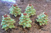Nifty 3D árbol de Navidad galletas, lugares comer o dar!
