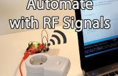 Automatización con Arduino y las señales de RF.