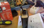 Lámpara de aceite improvisados V 0.1