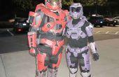 Spartans de Halo