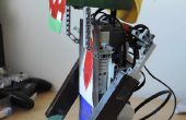 LEGO NXT 2.0 Robot Zombie-hecho por Muchen Jiang