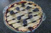 Tarta de Blackberry-Fig