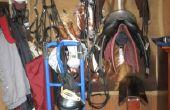 Barato personalizado guadarnés: Bastidores de silla de montar y Racks de frenillo