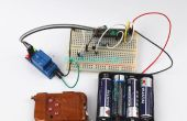 DIY Kit de interruptor de Control remoto por tablero de pan M4 y relé para el fabricante de 2262/2272