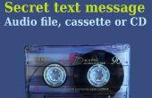 Mensaje secreto en Audio