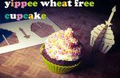 Cupcakes gratis trigo