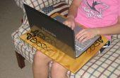 Medida bandeja del ordenador portátil