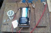 Proyecto Scout: Cómo hacer un oscilador para código Morse / Telegraph máquina