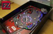 La máquina de Pinball DIY Star Wars