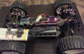 NRF24L01 RF Control sistema para R/C vehículo basado en Arduino y