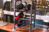 Estante del vino Punk diesel