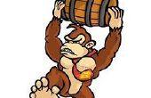 Barril de Kong del burro...