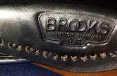 Cómo encaje un sillín Brooks.