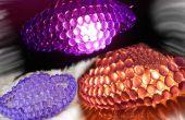 Uso eléctrico de cristal luces bombillas o velas