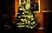 LED Star Tree Topper y método para alcanzar el mismo.