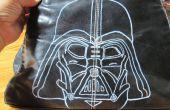 Darth Vader pintado monedero
