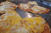 Cómo hacer Pizzas de Tortilla: Para adolescentes que no se cocinan