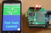 Generador de código para menús personalizados de Android/Arduino activar salidas de Arduino y apagado. Andriod/Arduino para principiantes. Absolutamente ninguna programación requerida