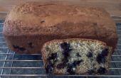 Super pan de arándano sabroso