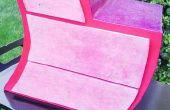 Caja pequeña de cartón