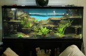 Hacer un fondo de acuario 3D