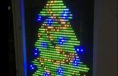 Árbol de Navidad de LED parpadea (No programación)!