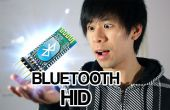 $3 módulo HID de Bluetooth (HC05 con Firmware RN42)