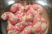 Galletas de Navidad Candy caña