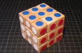Cubo de Rubik madera