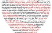 Cómo rellenar una forma (palabra 2013) con el texto