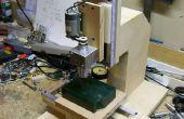 Cómo hacer un mini manual de la máquina de fresado CNC!