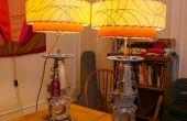 Lámparas grandes válvulas de