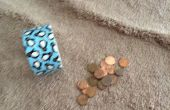 Cómo hacer un conducto cinta libro marca con centavos