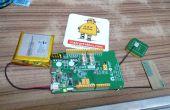 LinkIT un GPS (envío de SMS de GPS localización móvil)