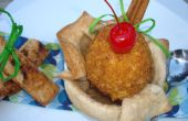 CopyCat El Rancho Viejo Fried Ice Cream