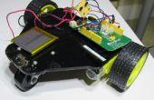 LinkIT un Robot controlado de Internet!