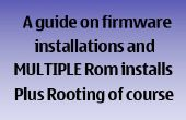 Nexus 7 Wifi (2013, Flo, maquinilla de afeitar) - Guía de instalación del firmware y varios Roms
