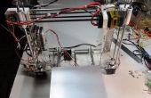 Primera impresora 3d: Custom Prusa i3