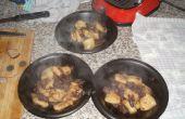 Estofado de rabo de buey en Valpolicella (servido con ñoquis de patata)