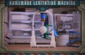 Máquina de levitación casera
