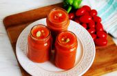 Receta de gazpacho - sopa fría refrescante