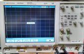 Agilent DSO7032A osciloscopio - reparación de CAL PROTECT switch