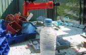 Válvula de flotador de hidroponía