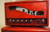 DIY amplificador de guitarra Fender Princeton estilo