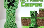Minecraft arroz Krispies enredaderas