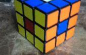 Cubo de Rubik 3 x 3 punto en el centro