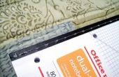 ¿Reparar un bloc de notas Delapitated