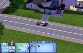 Consigues un coche de policía en los Sims 3 (PC)