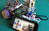 """Prototipo de estación móvil para captura de datos ambientales (""""un emulador de la Mars Rover"""")"""
