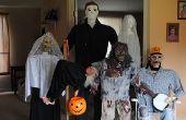 Mi decoración de Halloween dólar veinte y cinco